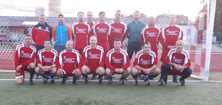 Mannschaftsfoto BSC Alte Herren